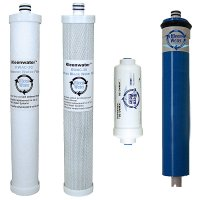 Culligan AC-30 Replacement Reverse Osmosis Membrane and Cartridge Set
