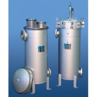 Shelco Industrial Stainless Multi-Cavity Bag Filter Housing
