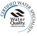 WQA Certified Water Specialists